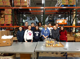 Mission at Second Harvest food Bank in Erie PA